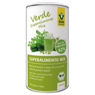 Mix Verde Superalimento Raab - 180 gramos