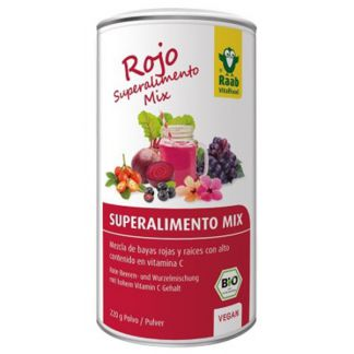 Mix Rojo Superalimento Raab - 180 gramos