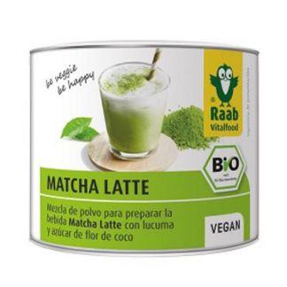 Matcha Latte Bio Raab - 90 gramos