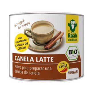 Canela Latte Bio Raab - 70 gramos