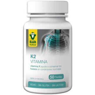 Vitamina K2 Raab - 50 comprimidos