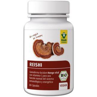 Reishi Bio Raab - 80 cápsulas
