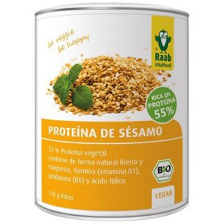 Proteína de Sésamo Bio Raab - 500 gramos