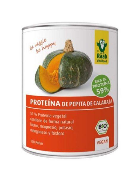 Proteína de Pepita de Calabaza Bio Raab - 500 gramos