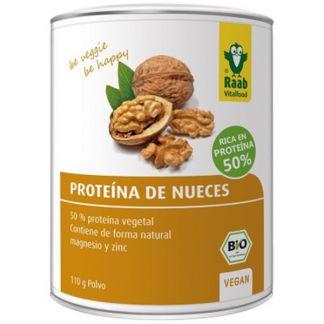 Proteína de Nueces Bio Raab - 420 gramos