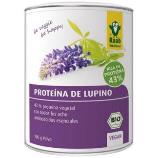 Proteína de Lupino Bio Raab - 500 gramos