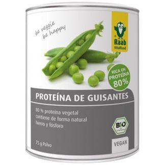 Proteína de Guisante Bio Raab - 300 gramos