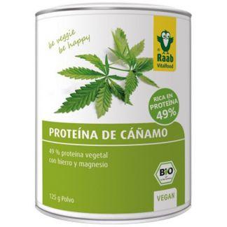 Proteína de Cáñamo Bio Raab - 400 gramos