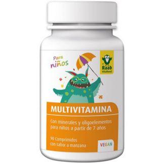 Multivitaminas para Niños Raab - 90 comprimidos