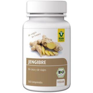 Jengibre Bio Raab - 360 comprimidos