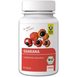 Guaraná Bio Raab - 80 cápsulas