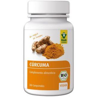Cúrcuma Bio Raab - 300 comprimidos