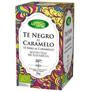 Té Negro con Caramelo Bio Artemis Herbes del Molí - 20 bolsitas