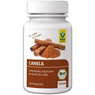 Canela Bio Raab - 240 comprimidos