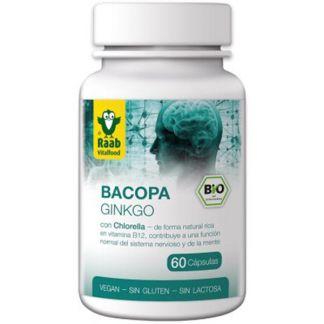 Bacopa-Ginkgo Bio Raab - 60 cápsulas