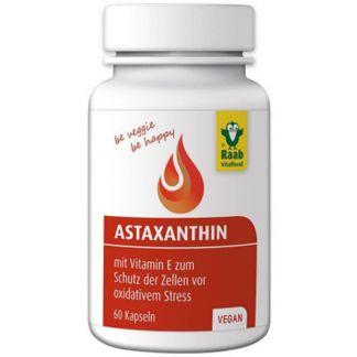 Astaxantina Raab - 60 cápsulas