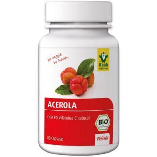 Acerola Bio Raab - 80 cápsulas