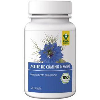 Aceite de Comino Negro Bio Raab - 120 cápsulas