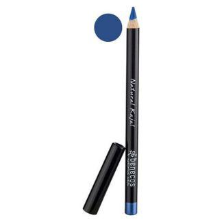 Lápiz de Ojos Natural Kajal Azul Eléctrico Benecos - 1,13 gramos