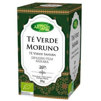 Té Verde Moruno Bio Artemis Herbes del Molí - 20 bolsitas
