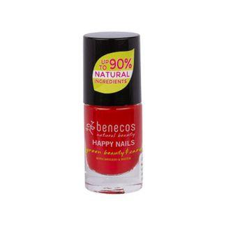 Laca de Uñas Vintage Red Benecos - 5 ml.