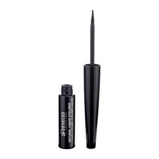 Eyeliner - Lápiz de Ojos Líquido Negro Benecos - 3 ml.