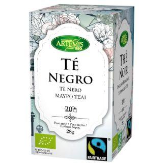 Té Negro English Breakfast Bio Artemis Herbes del Molí - 20 bolsitas