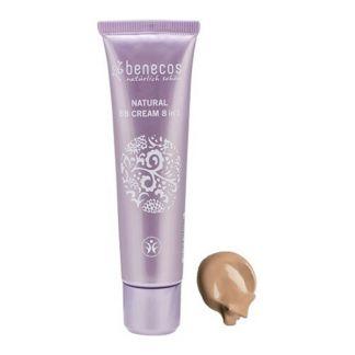 Crema BB 8 en 1 Beige Benecos - 20 ml.