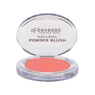 Colorete Compacto Sassy Salmón Benecos - 5,5 gramos