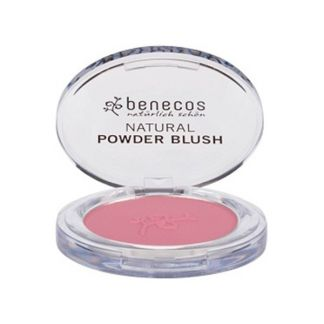 Colorete Compacto Mallow Rose Benecos - 5,5 gramos