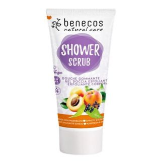 Gel de Baño Exfoliante Benecos - 200 ml.
