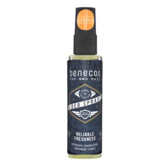 Desodorante Spray for Men Benecos - 75 ml.