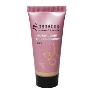 Base de Maquillaje Fluido Dune Benecos - 30 ml