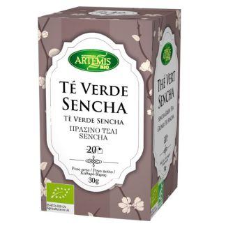 Té Verde Sencha Bio Artemis Herbes del Molí - 20 bolsitas