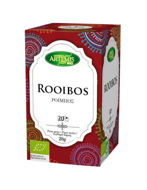 Té Rooibos Bio Artemis Herbes del Molí - 20 bolsitas