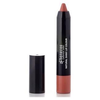 Barra de Labios con Brillo Rusty Rose Benecos - 2 gramos