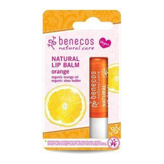 Bálsamo Labial Naranja Benecos - 4,8 gramos