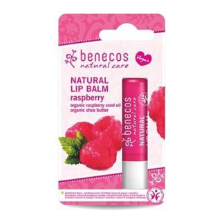 Bálsamo Labial Frambuesa Benecos - 4,8 gramos
