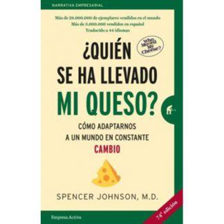 Libro: ¿Quién se ha llevado mi queso?