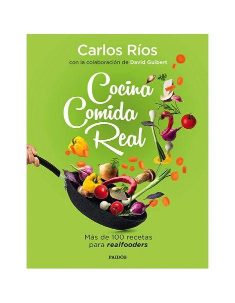 Libro: Cocina Comida Real