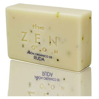 Jabón Orgánico de Ruda The Zen Room - pastilla de 100 gramos