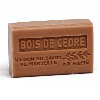 Jabón Marsella de Cedro - pastilla de 125 gramos