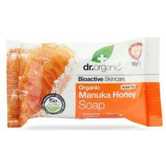 Jabón en Pastilla con Miel de Manuka Dr. Organic - 100 gramos