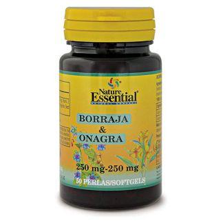 Borraja + Onagra Nature Essential - 50 perlas