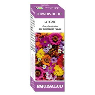 Flowers of Life Rescate Equisalud - 50 ml.