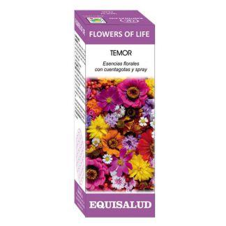 Flowers of Life Temor Equisalud - 50 ml.