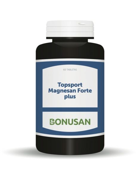 Topsport Magnesan Forte Plus Bonusan - 60 tabletas