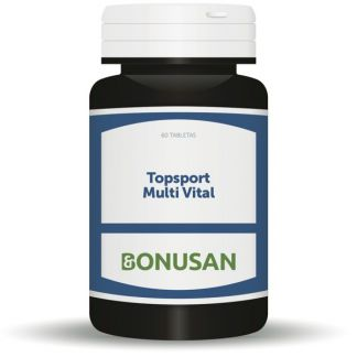 Topsport Multi Vital Bonusan - 60 tabletas