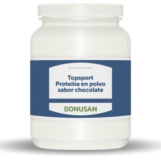 Topsport Proteína en Polvo Sabor Chocolate  Bonusan - 750 gramos