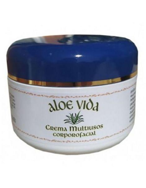 Crema Multiusos de Aloe Vera Aloe Vida - 200 ml.